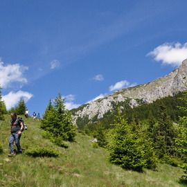 Active trekking tour in Bucegi Natural Park and National Park Piatra Craiului - 3 days