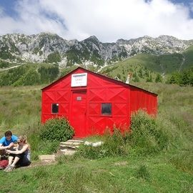 Active trekking tour in Bucegi Natural Park and National Park Piatra Craiului - 4 days