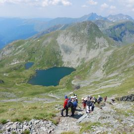 Active trekking tour in Fagaras Mountains - 1 day