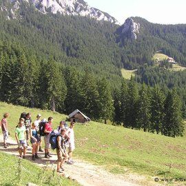 Active trekking tour in National Park Piatra Craiului - 2 days