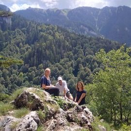 Active trekking tour in Piatra Mare Massif - 1 day