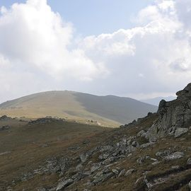 Backpacking Romania, Lotrului mountains