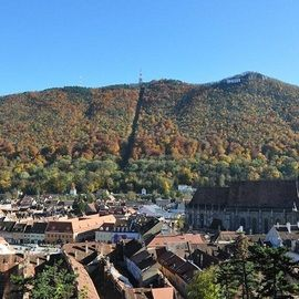 City break in Brasov - probably the best city in Romania!  - Panoramic view