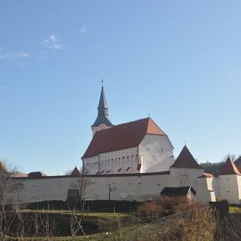 Unesco Fortified Churches and Sighisoara Citadel Small-Group Day Tour from Brasov
