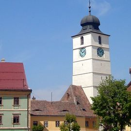 Day tour Sibiu - Cultural capital of Europe 2007 - Sibiu
