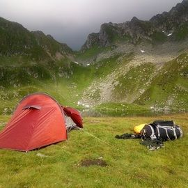 Private Expeditions in Fagaras Mountains - the highest mountains of Romania
