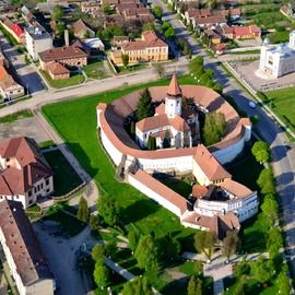 Small-Group Half-Day Fortified Churches Tour