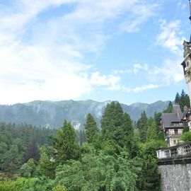 Bran - Sinaia private day tour