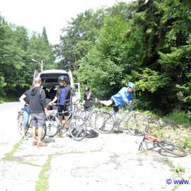 The Heritage of Transylvania cycling tour - 8 days - First day